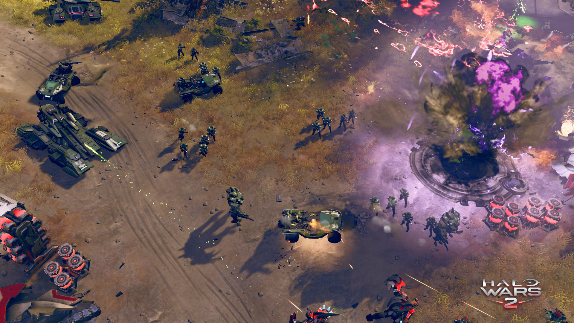Halo Wars 2 - In-game 2